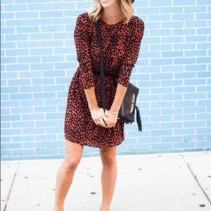 NWT Loft Polka-dot Dress